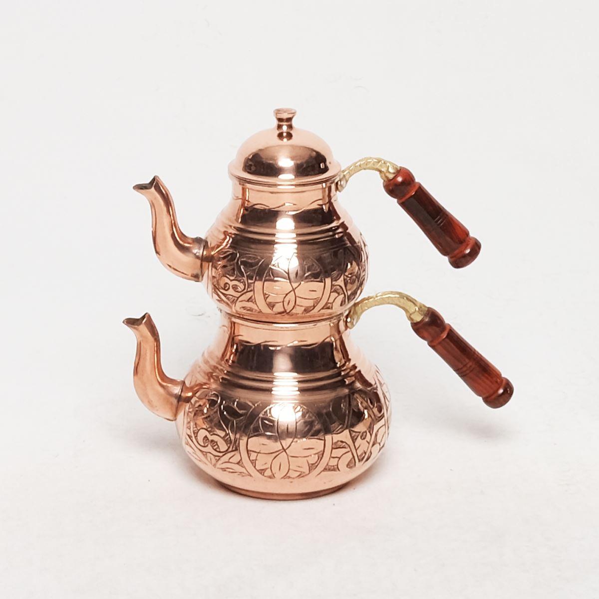 Bakır Çaydanlık