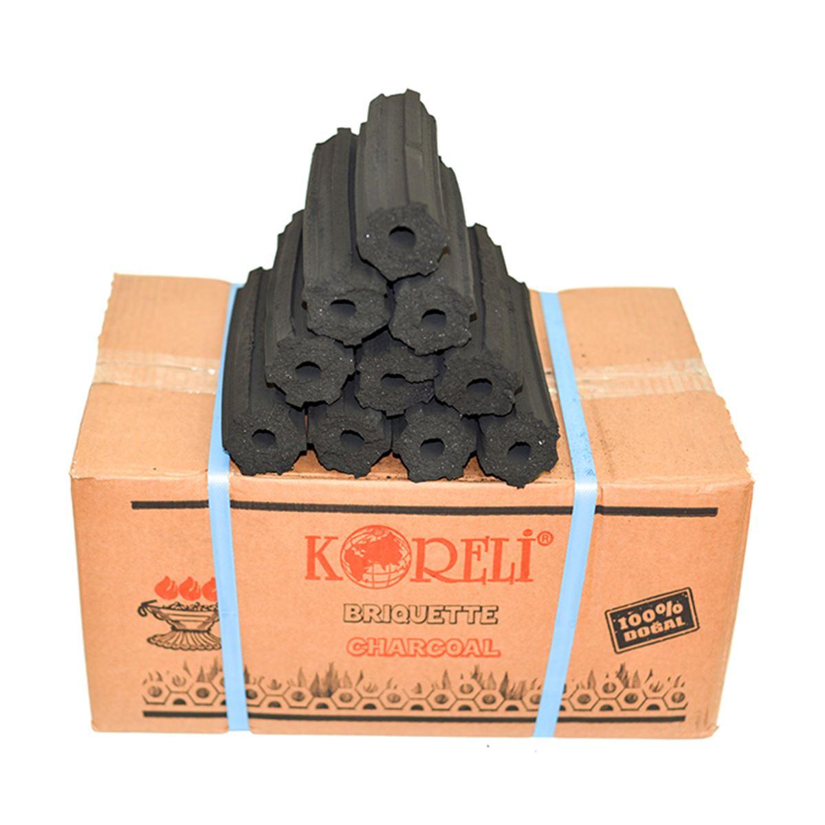 Delikli Mangal Kömürü 5KG