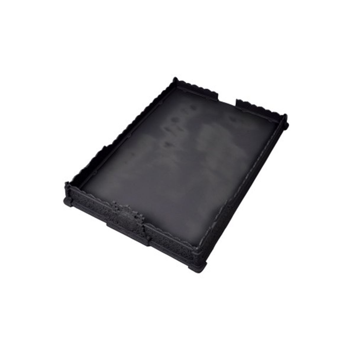 SDS 101 102 107 Modelleri İçin Döküm Şömine Alt Tabla